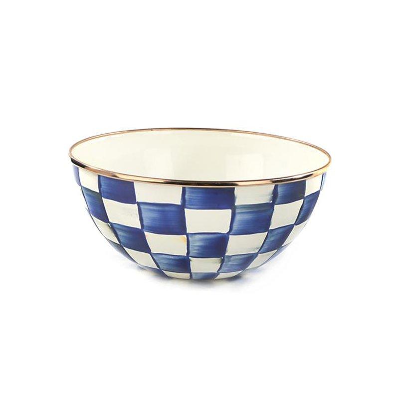 Mackenzie-Childs Royal Check Everyday Bowl-Small