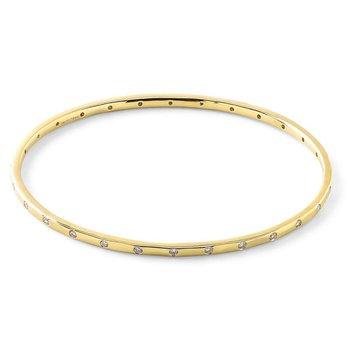 Stardust 28-Stone Bangle Bracelet