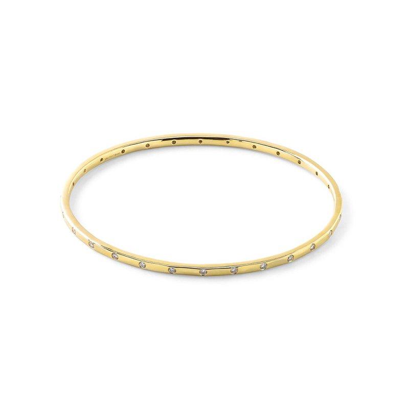 Ippolita Stardust 28-Stone Bangle Bracelet