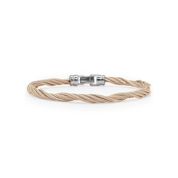 Modern Twist Bracelet