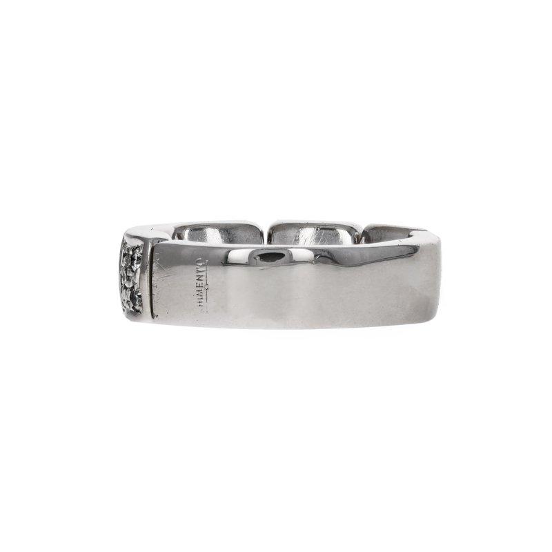 Estate Chimento Diamond Square  Link Ring