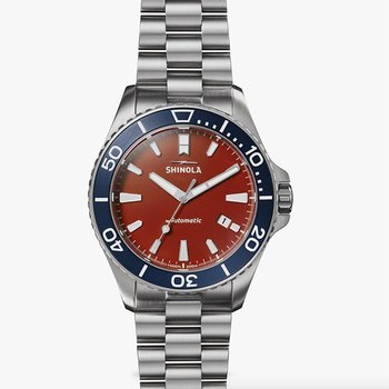 The Harbor Monster Automatic 43mm