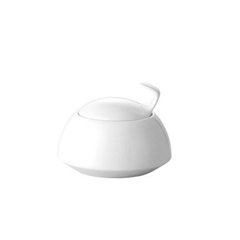 Rosenthal TAC 02 White Sugar Bowl