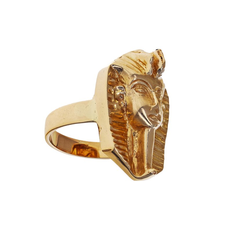 Estate Radcliffe Egyptian Pharaoh Ring