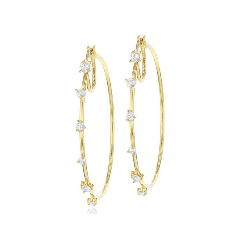 Phillips House Enchanted Hoop Earrings