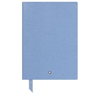 Light Blue Lined Notebook