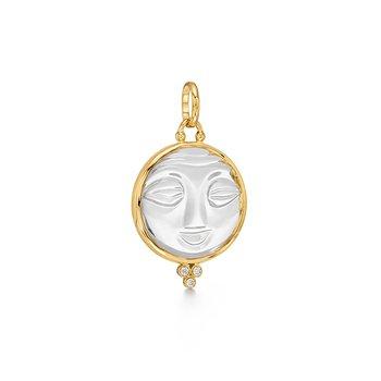 Moonface Pendant