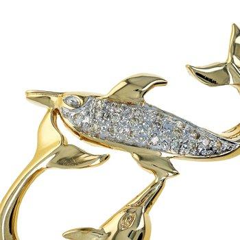 Diamond Dolphin Slider