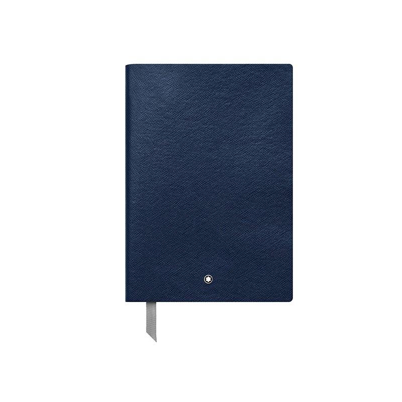 Montblanc Indigo Lined Notebook