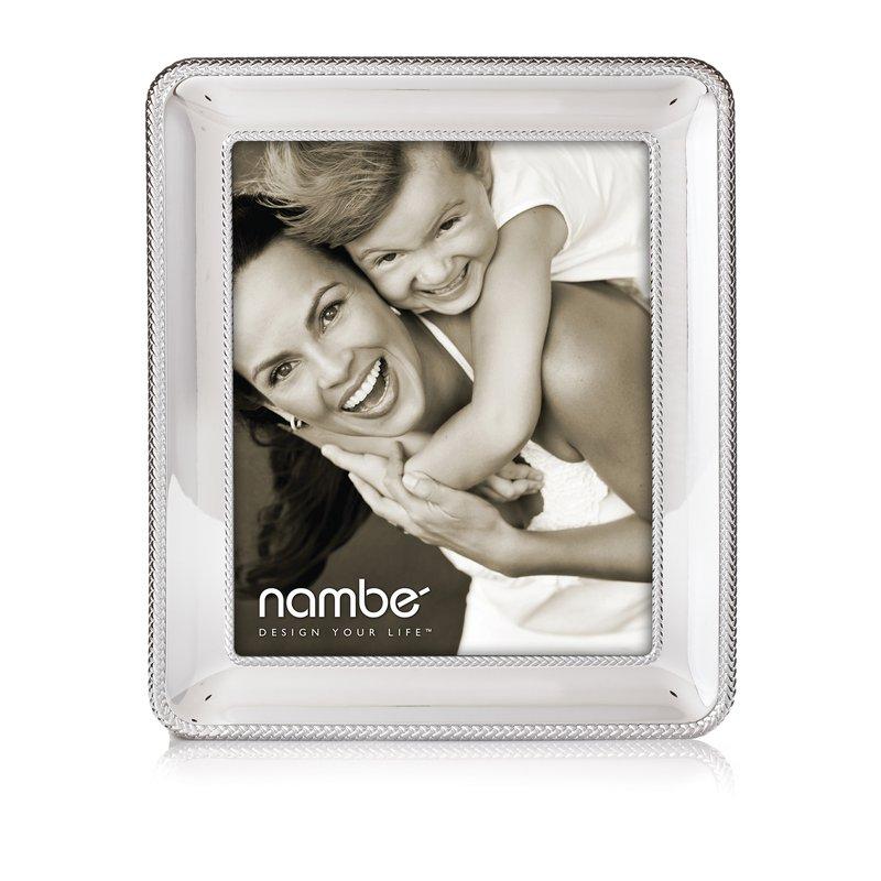 Nambe Braid Frame 8 x 10