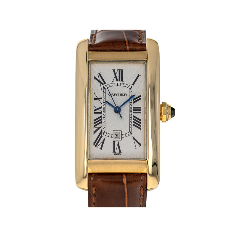 Pre-Owned Cartier Tank Americaine (Ref. 1725)