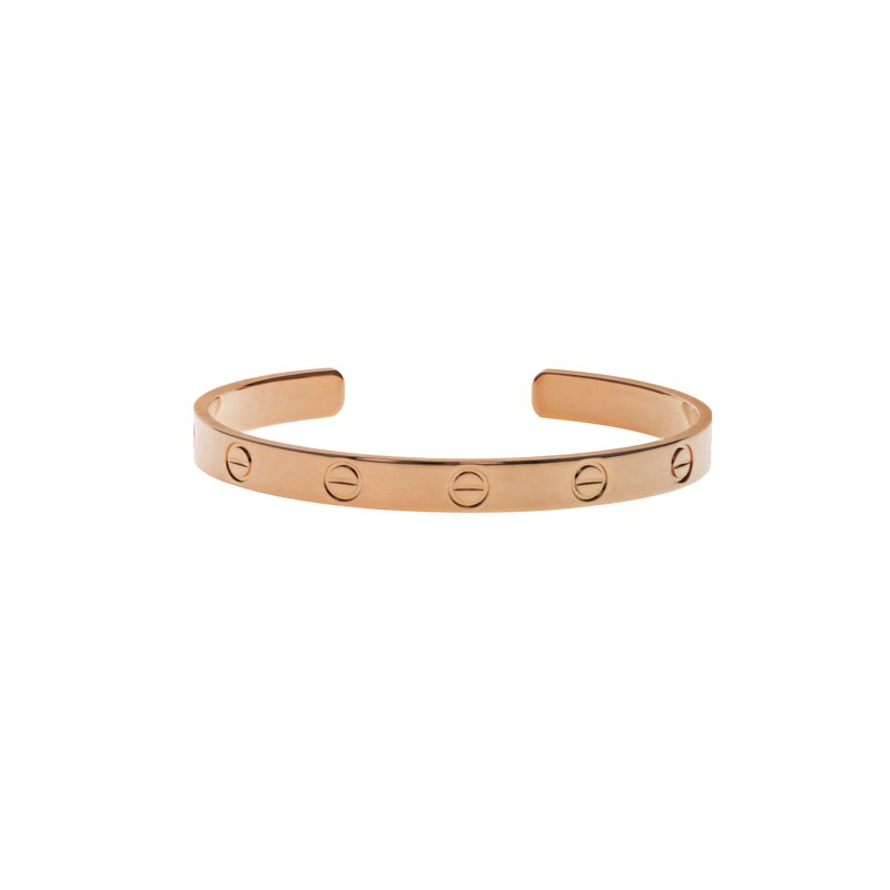 Estate Cartier Love Cuff