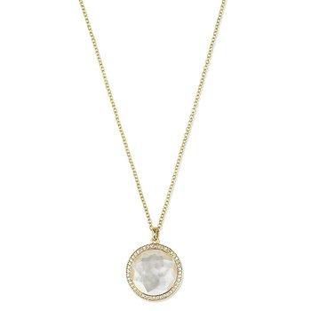 Lollipop Medium Mother-of-Pearl Pendant