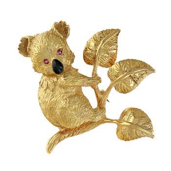 Koala Bear Pin