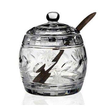 Cara Honey Jar with Spoon