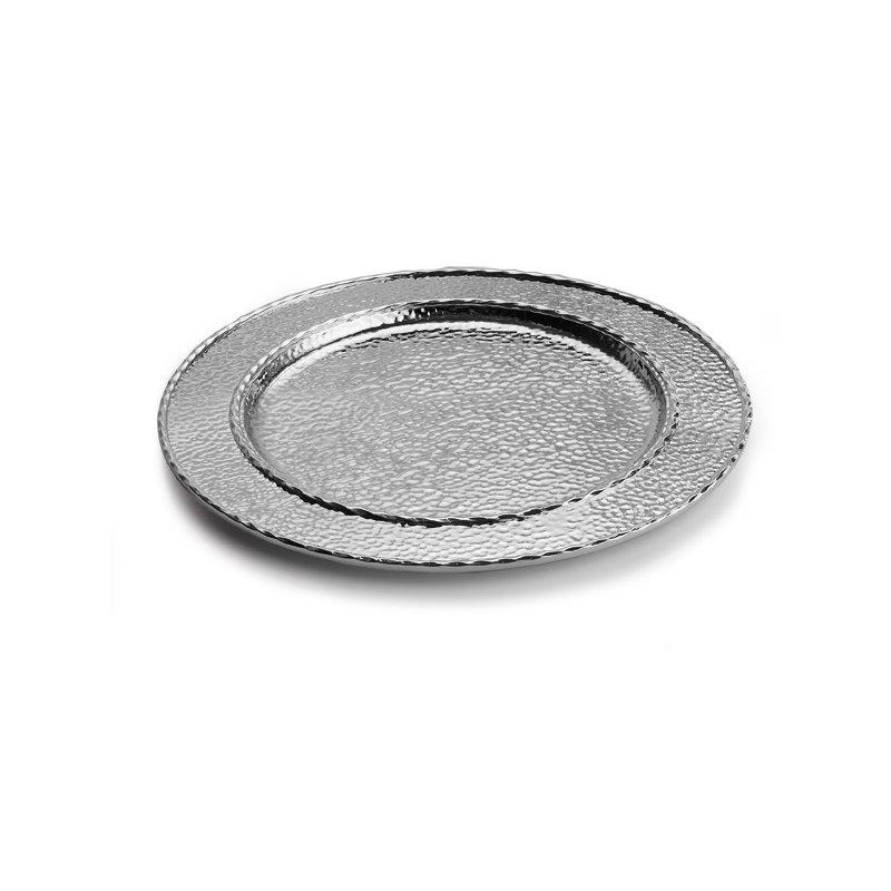 Michael Aram Hammertone Charger/Platter