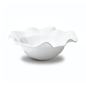 Vida Havana White Large Bowl