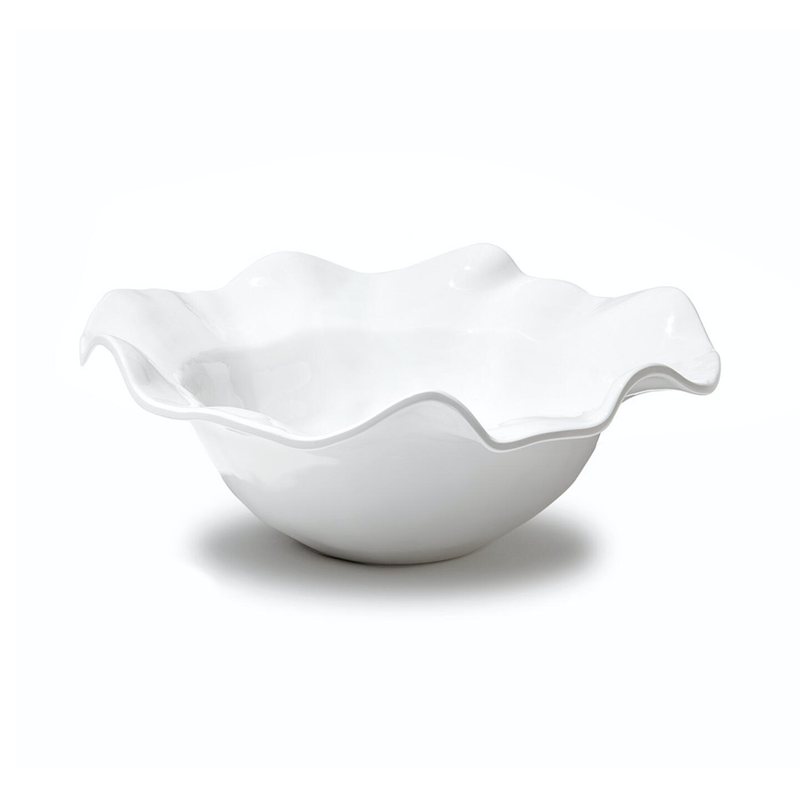 Beatriz Ball Vida Havana White Large Bowl