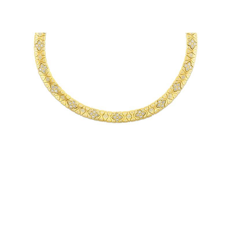 Roberto Coin Royal Princess Flower Necklace