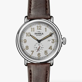 The Station Agent Automatic Watch 45mm