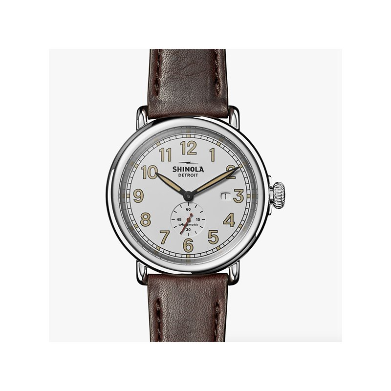 Shinola-Detroit The Station Agent Automatic Watch 45mm