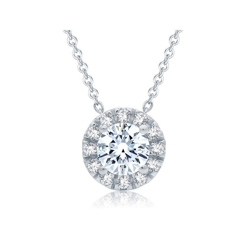 Radcliffe Signature 0.30 CTTW Diamond Pendant