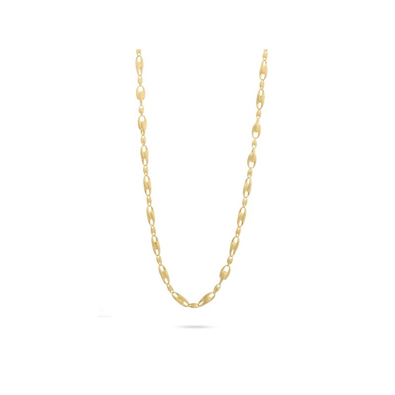 Marco Bicego Lucia Alternating Link Necklace