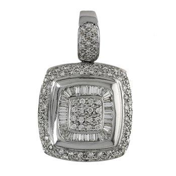 Diamond Enhancer Pendant