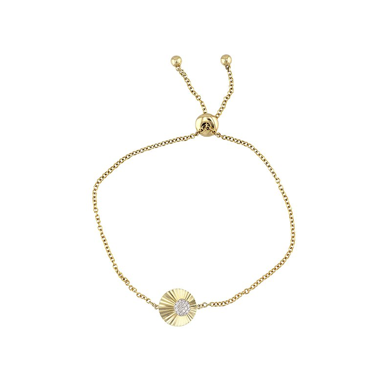 Phillips House Mini Aura Offset Chain Bracelet