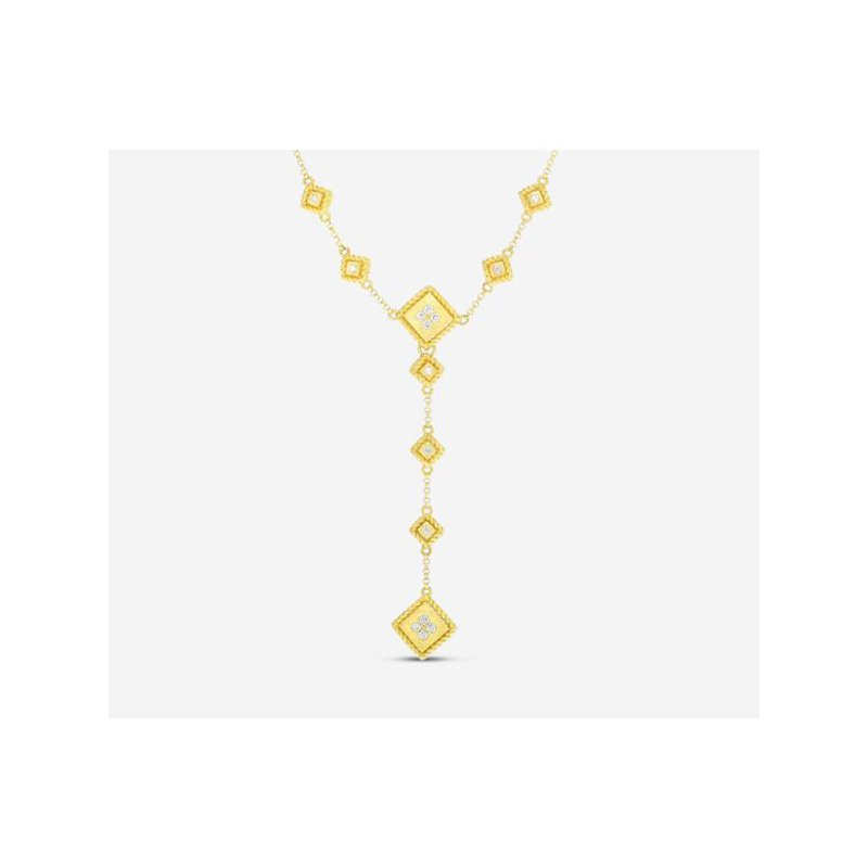 """Roberto Coin Palazzo Ducale """"Y"""" Necklace"""