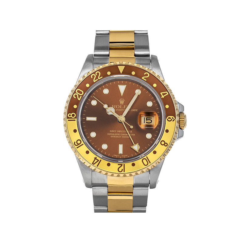 Pre-Owned Rolex GMT Master II (Ref. 16713)
