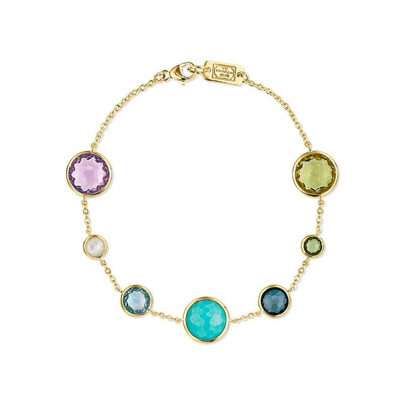 Ippolita Lollipop 7-Stone Link Bracelet