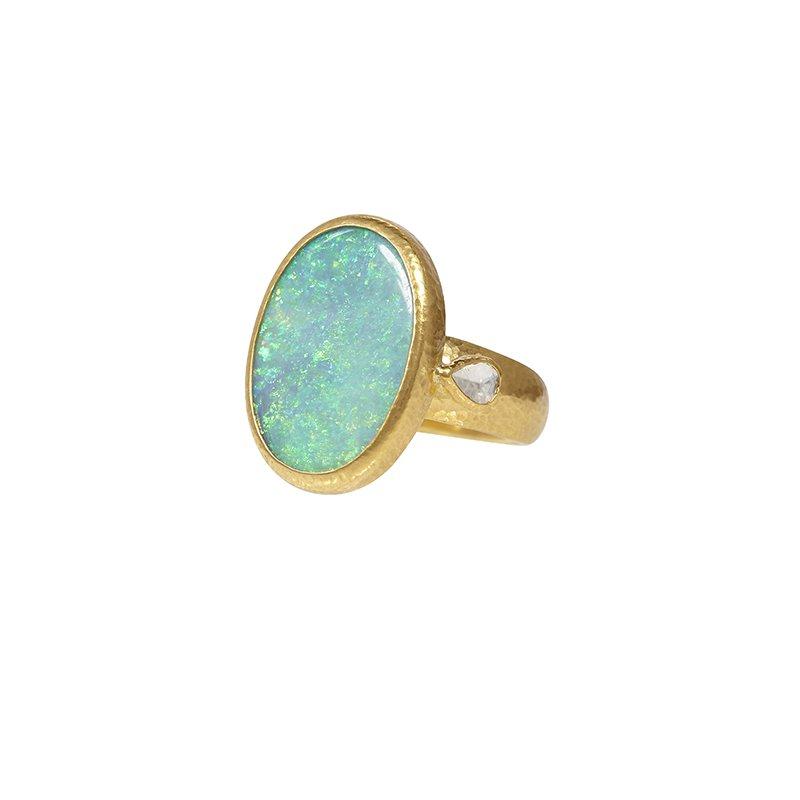 Gurhan Opal Ring
