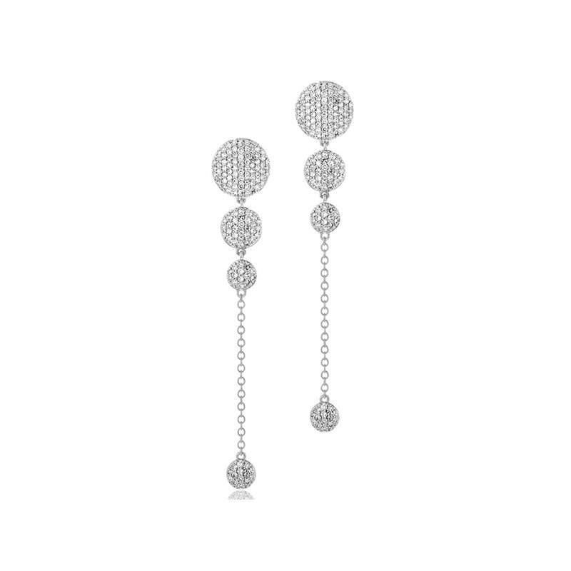 Phillips House Infinity Graduated Four Drop Earrings