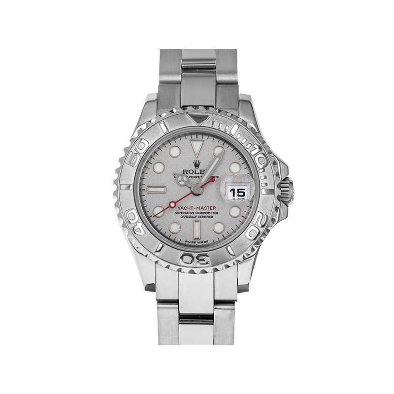Pre-Owned Rolex Yacht-Master (Ref. 169622)