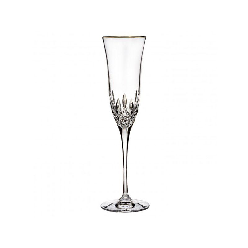 Waterford Lismore Essence Gold Flute