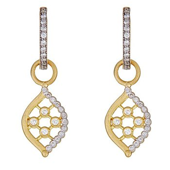 Neoclassic Diamond Earrings