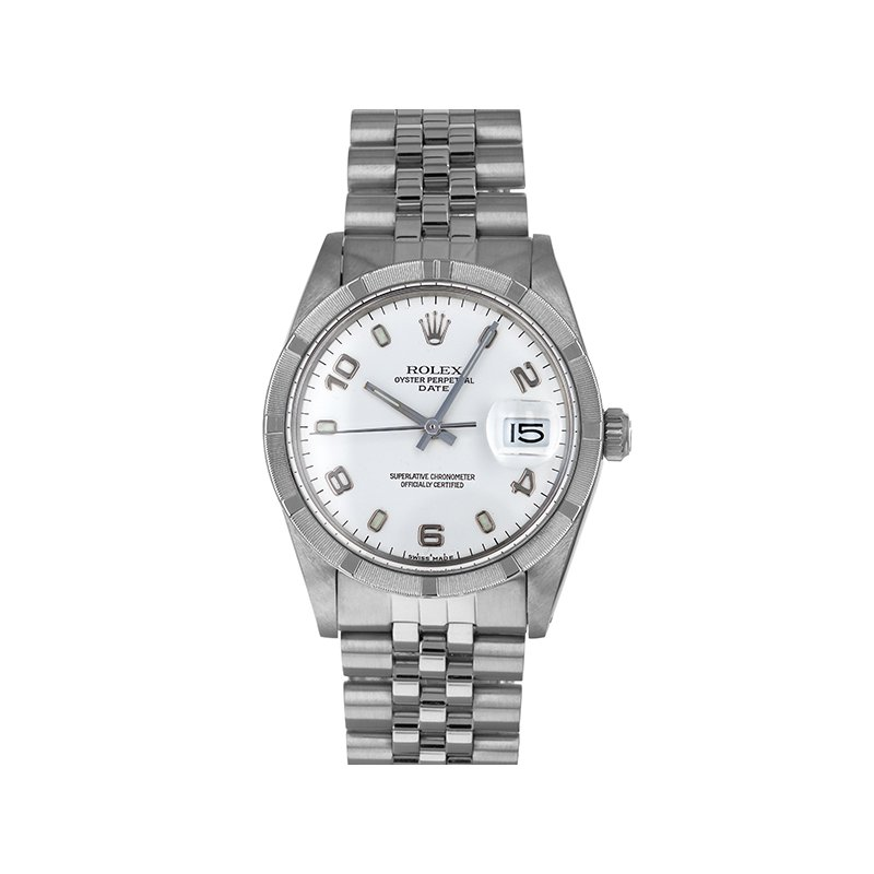 Pre-Owned Rolex Oyster Perpetual Date (Ref. 15010)