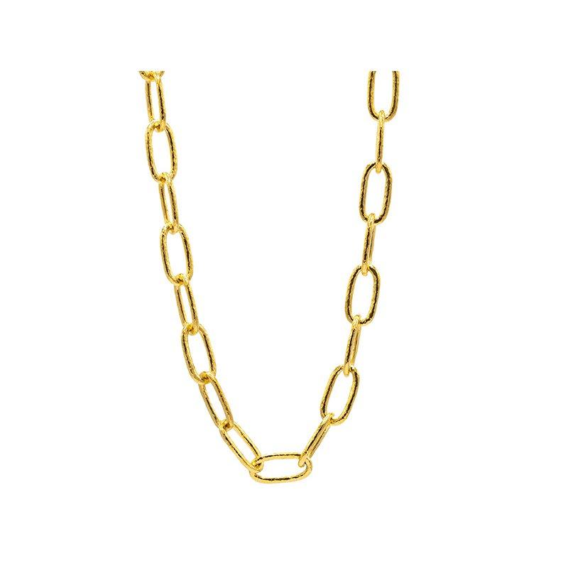 Gurhan Oval Link Necklace