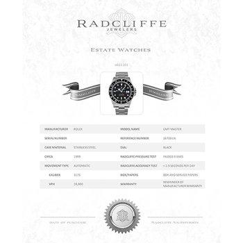 GMT Master (Ref. 16700)