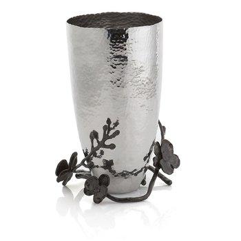Black Orchid Vase Medium
