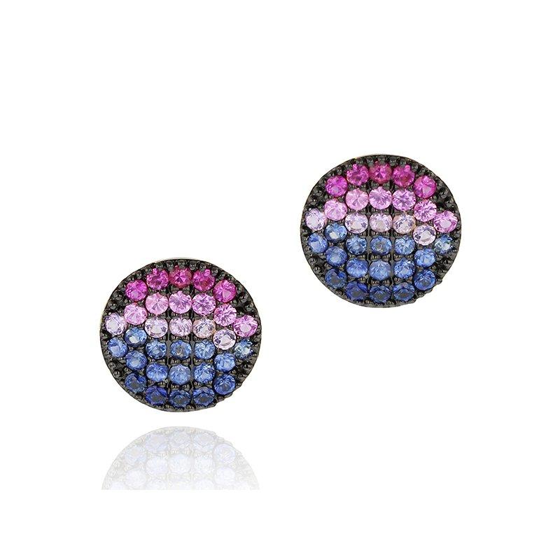 Phillips House Dusk Mini Infinity Earrings