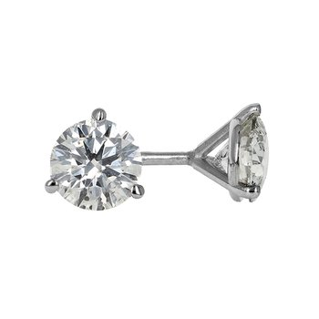 1.02 Ct. Diamond Studs