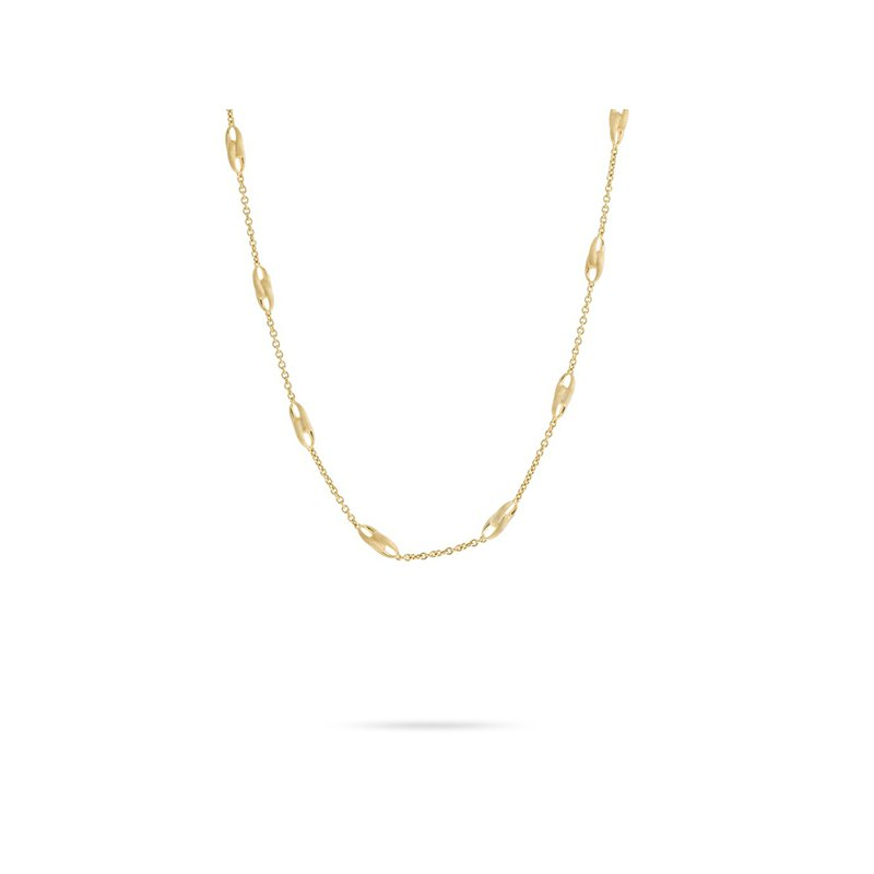 Marco Bicego Lucia Gold Link Necklace