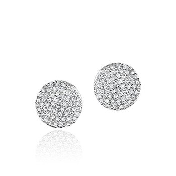 Mini Infinity Stud Earrings
