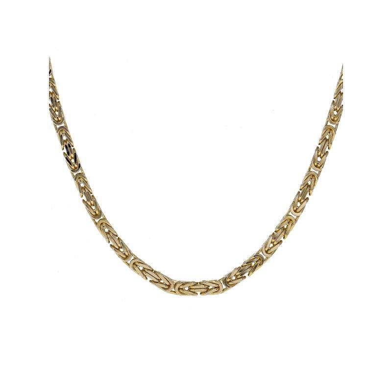 Estate Radcliffe Byzantine Chain Necklace