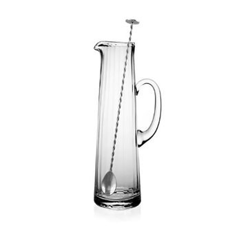 Corrine Tall Cocktail Jug with Stirrer
