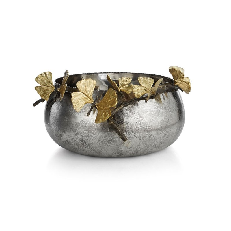 Michael Aram Butterfly Ginkgo Bowl