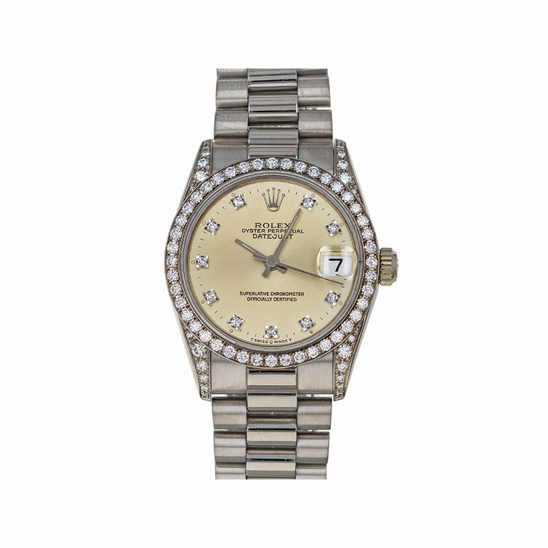 Pre-Owned Rolex Datejust (Ref. 68159)