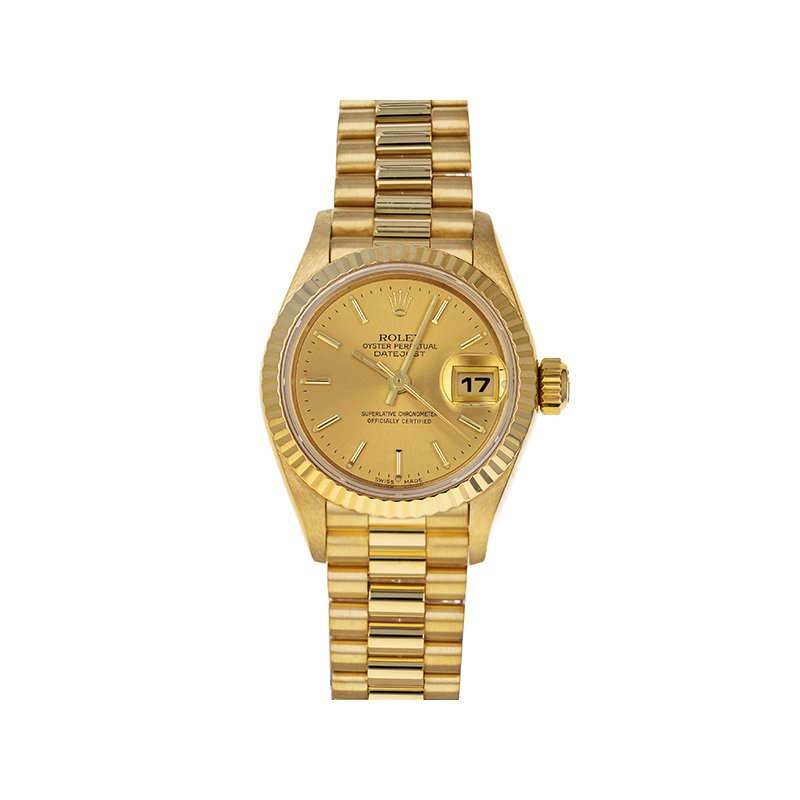 Pre-Owned Rolex Datejust (Ref. 79178)
